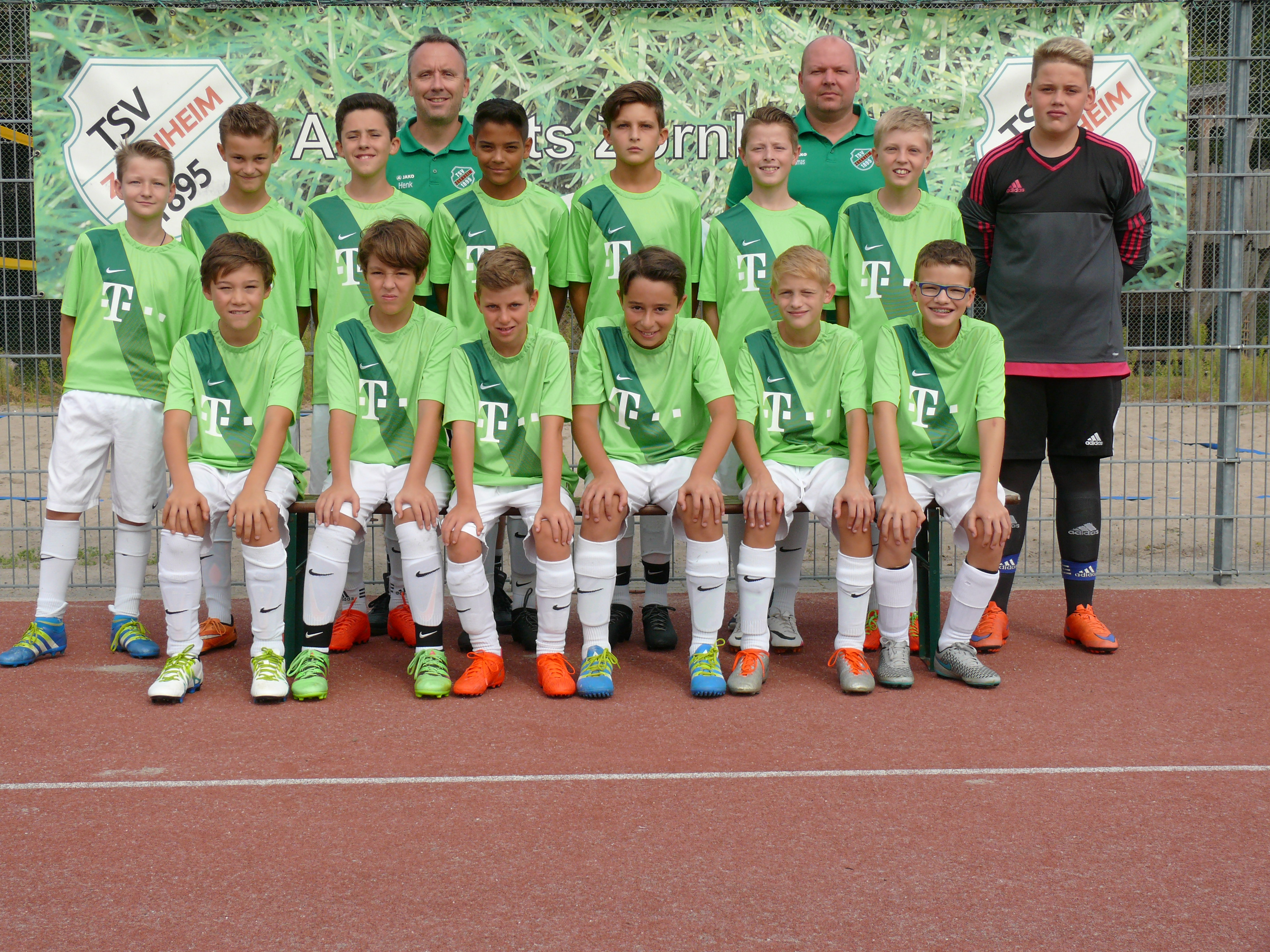 Team D1 Saison 2016-2017