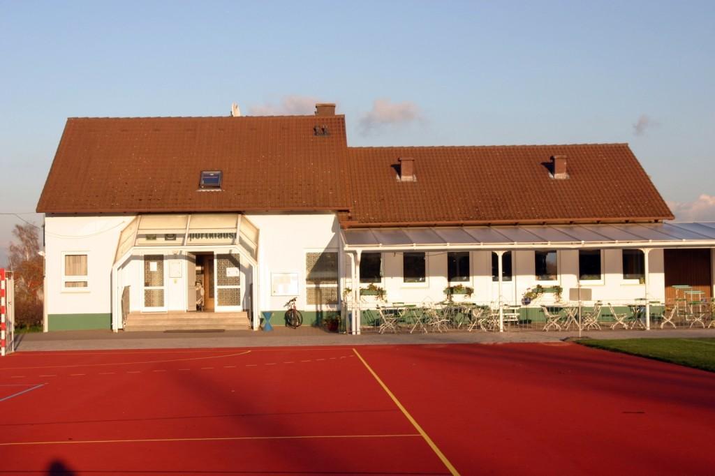 Vereinsheim des TSV Zornheim