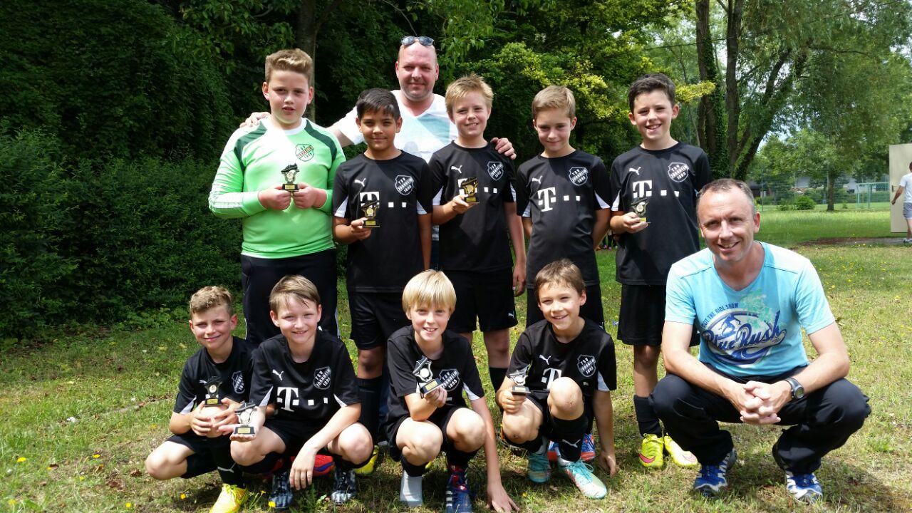 Turniersieger in Bodenheim / Juni 2015